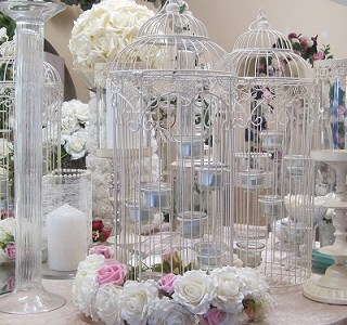Wedding Decor Hire at All About Weddings