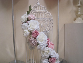 Vintage Wedding Decor by All About Weddings