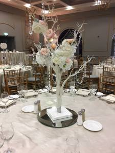 Venue Styling at The Midland Park Hotel Portlaoise
