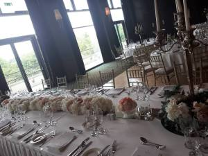 Venue Styling at Seafield Hotel & Spa Resort Gorey