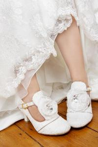 brides shoes dorothy
