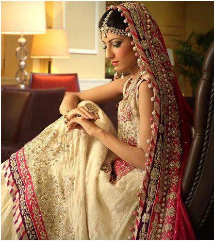 Indian bride/Fiore di lah facebook