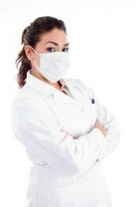Masked doctor/freedigitalphotos.net