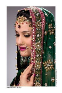 Makeup by Niti Luthra