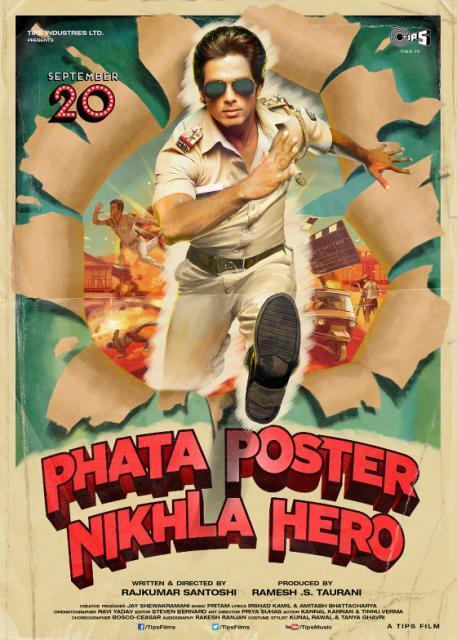 A still from Phata Poster Nikla Hero