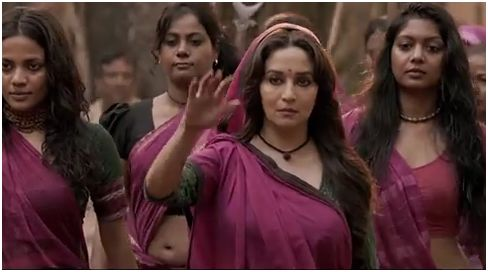 A still from Gulaab Gang