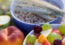 Include fibre in diet