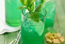 Khus Mocktail