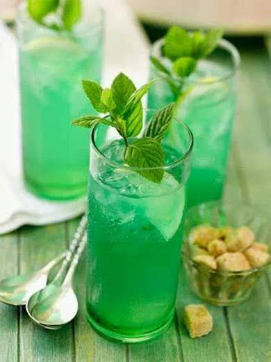Khus Mocktail
