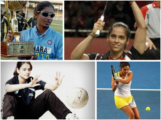 Top Indian sportwomen