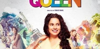 Kangana as Queen