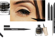 Tips and tricks to apply eyeliner