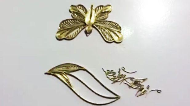 Tarakasi Filigree Jewelry Making In India Tutorial