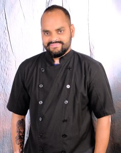 Chef Arvind Bharti, Corporate Chef at Niche Lounge & Bistro