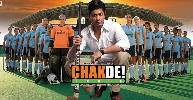 Shah Rukh Khan in Chak de India