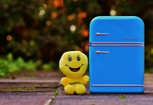 Clean fridge equals good health