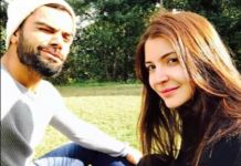 Virat Kohli posted the sweetest Valentine's Day message for girlfriend Anushka Sharma