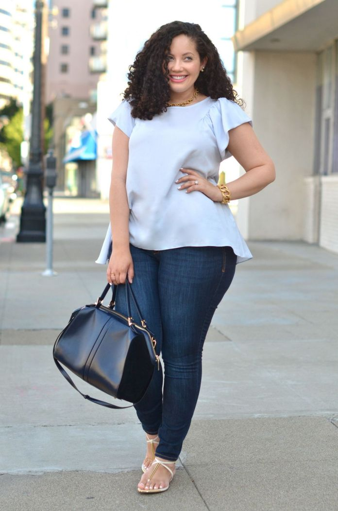 Dressing styles that make us look fat