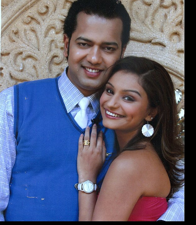 Rahul and Dimpy Mahajan