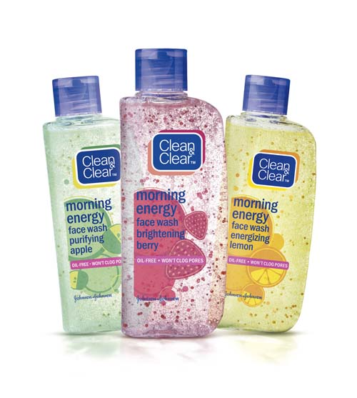 Wash face regularly