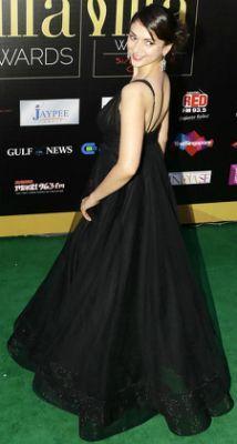 Voluminous gowns like Aditi