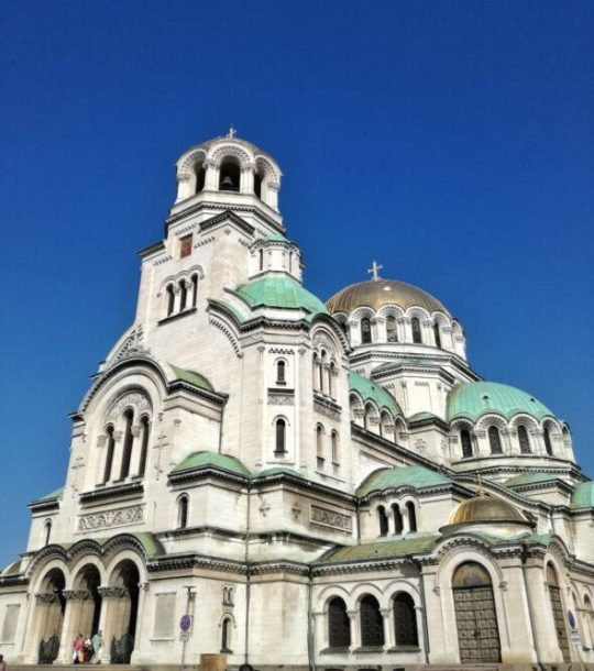 Cattedrale di Alexander Nevsky