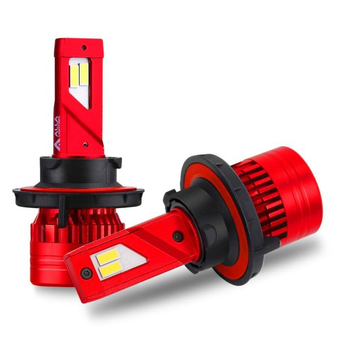 H13-LED-Headlights-Bulbs-Dual-High-Low-Beam-Car-Truck