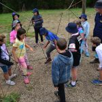 Initiative Course, Spiders Web obstacle