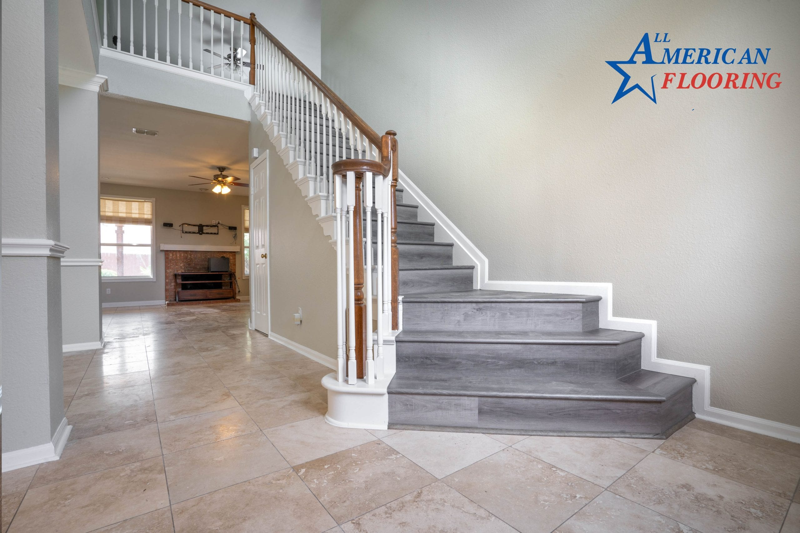 best flooring options for stairs