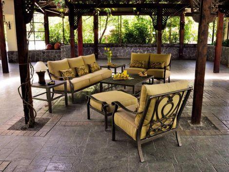 castelle outdoor patio furniture brand