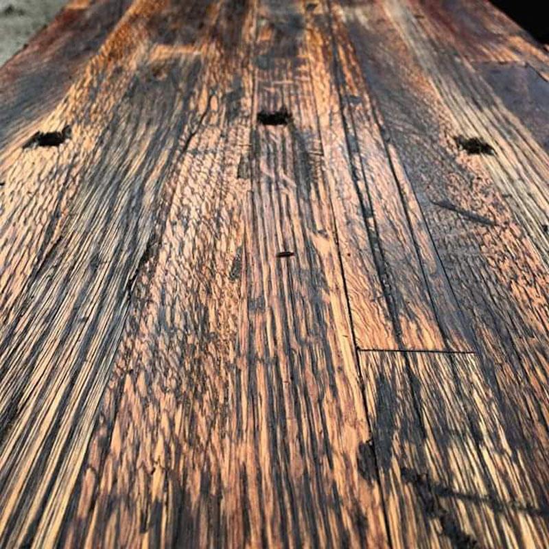 All American Reclaim. Cargo Flooring 1