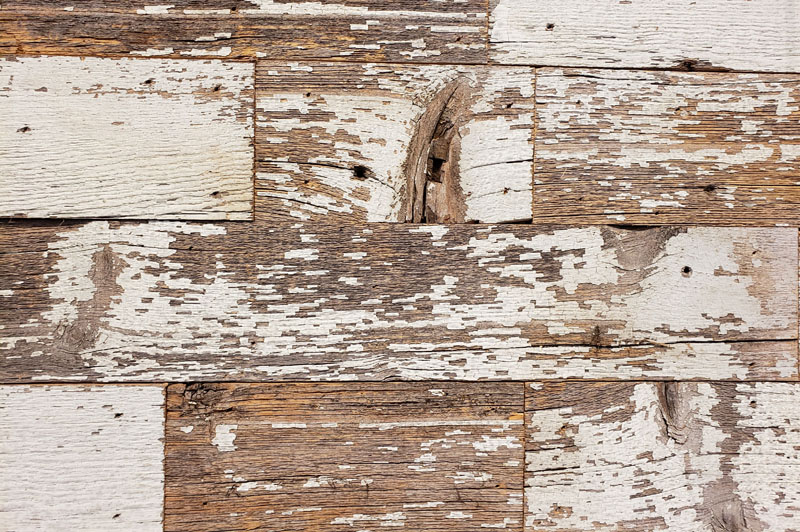 Wall Cladding 5 White Barn Wood