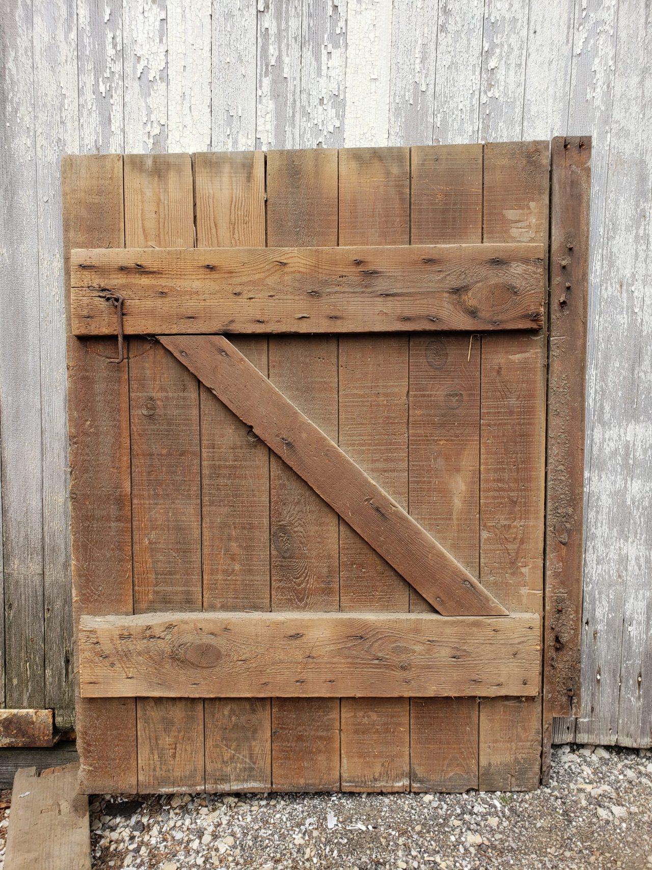 1. Barn Door