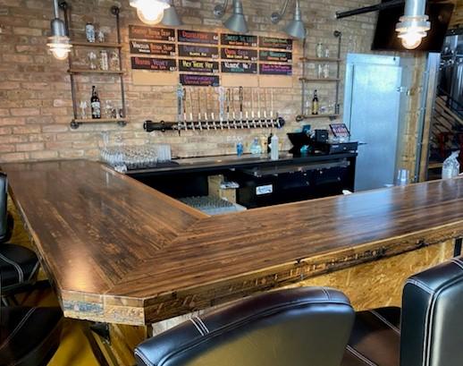 Cargo Bar Top