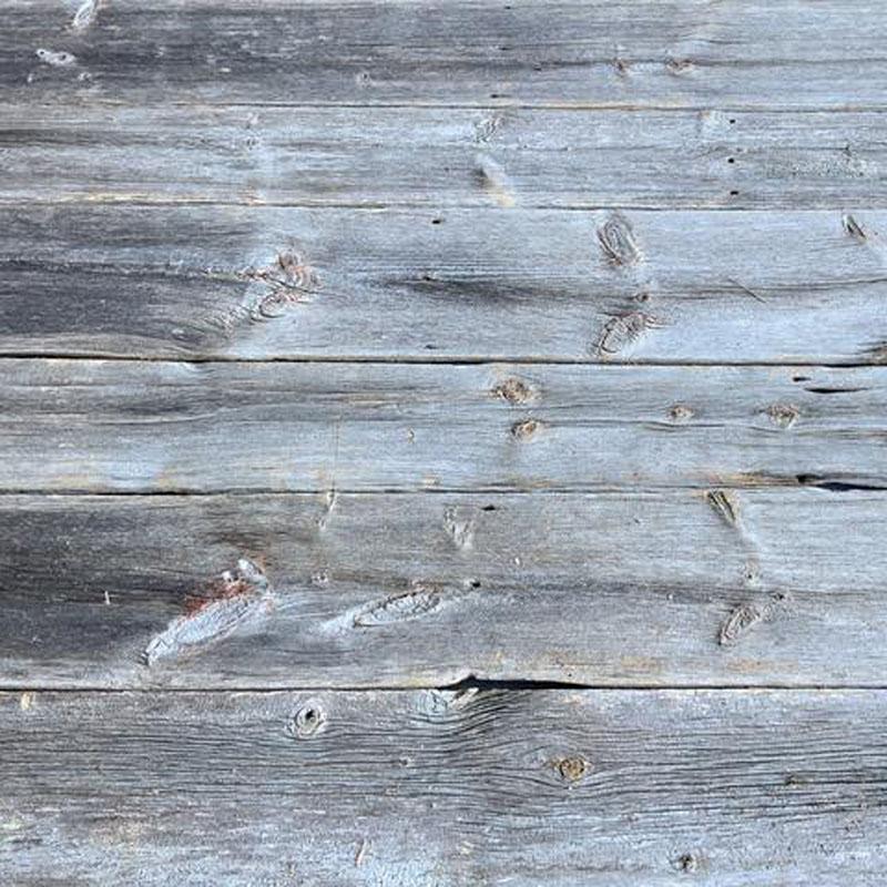 2. Gray Weathered Barn Siding