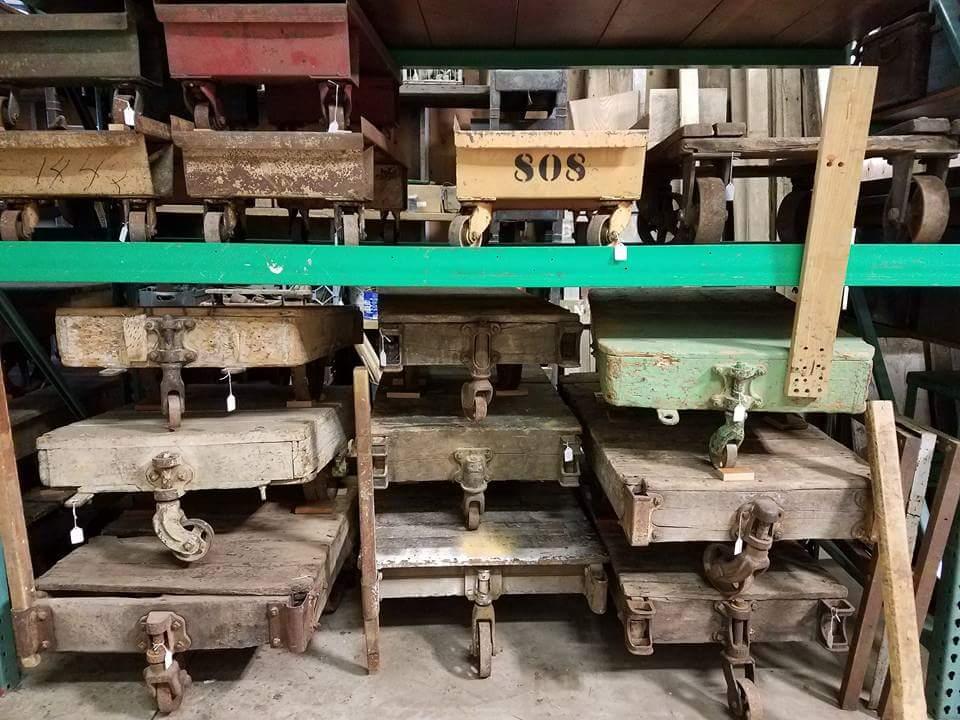 Factory Carts