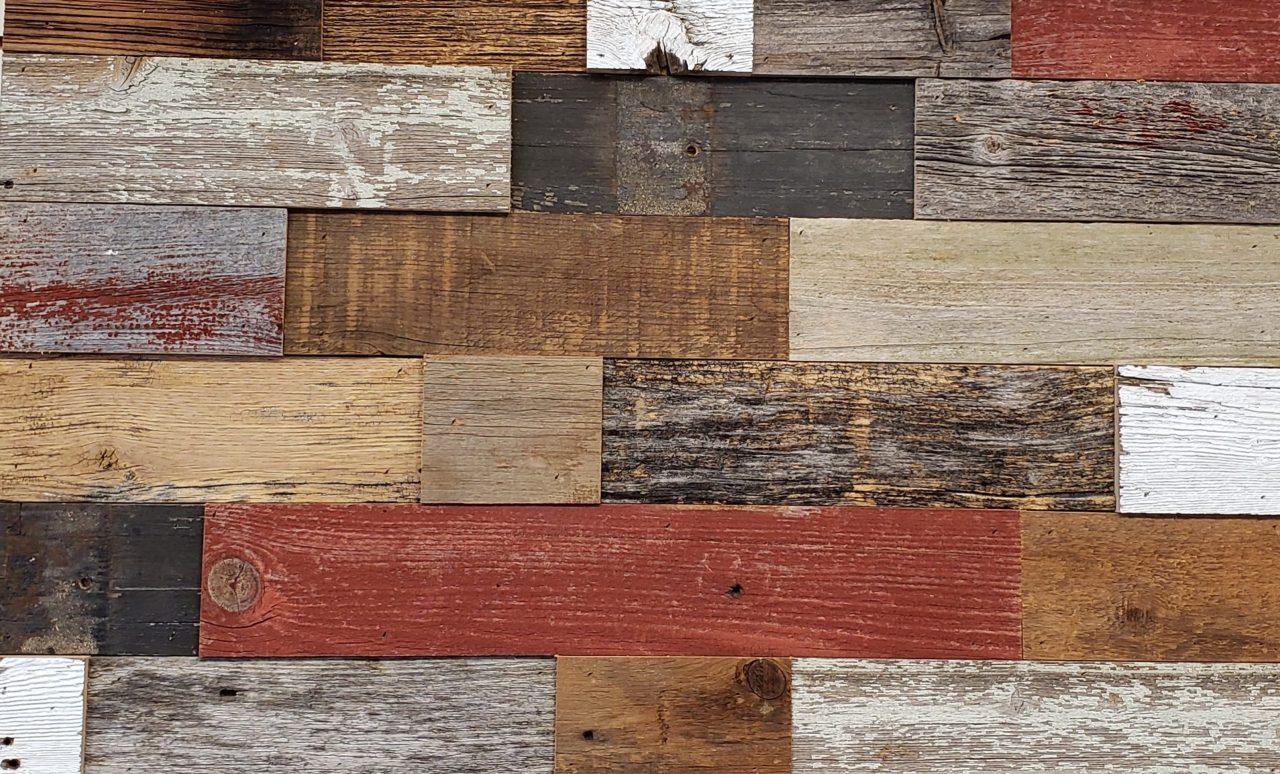 Barn Wood Wall Cladding