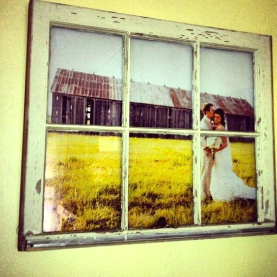 Window Picture Frame 3