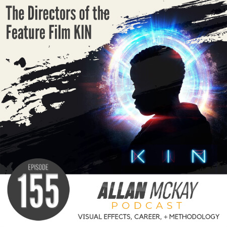 Episode 35 - Starting your own Visual Effects Studio - Allan