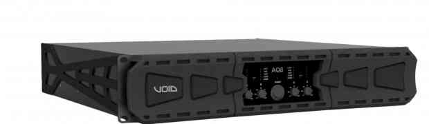 Void Acoustic pre release pic of the new Armalite AQ8 Amplifier