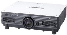 Panasonic PT-D5700 twin lamp 6000anli projector