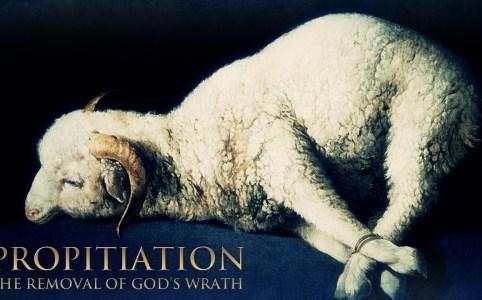 The Lamb of God That Propitiates