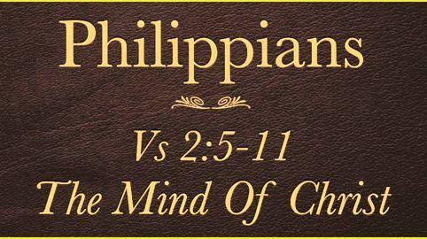 Philippians 2:5-11