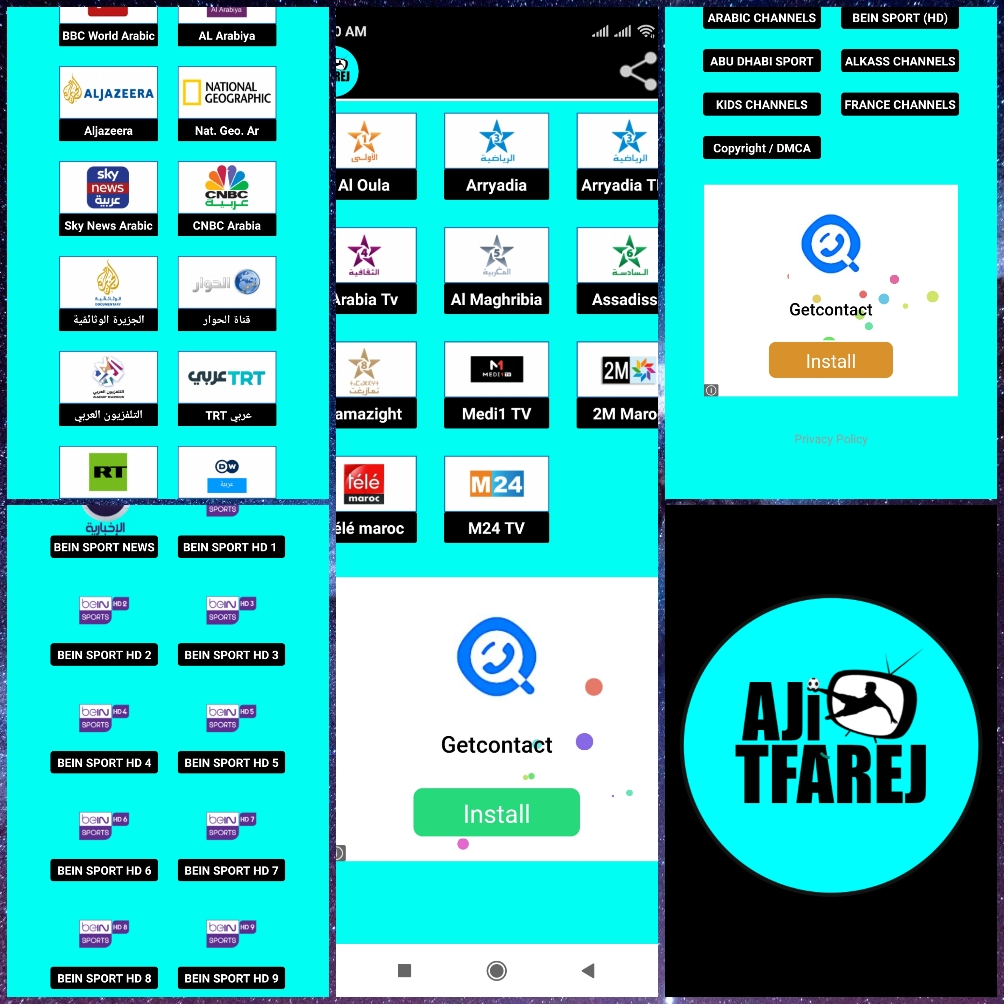 Aji Tfarej Apk Tv [Latest] 2020 October 3