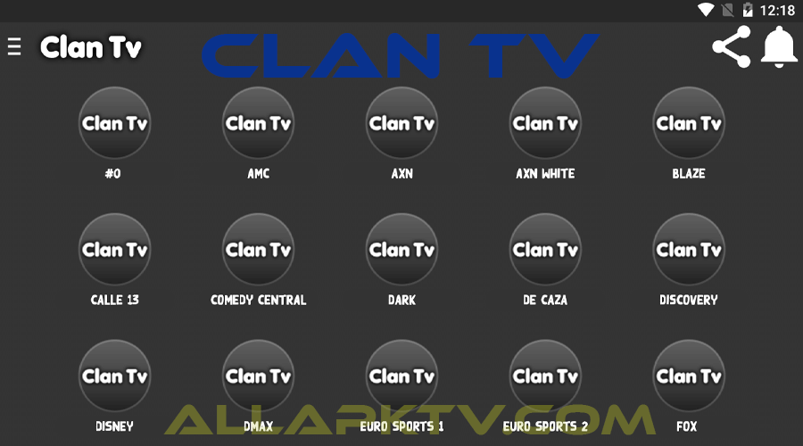 CLAN TV New IPTV APK 1
