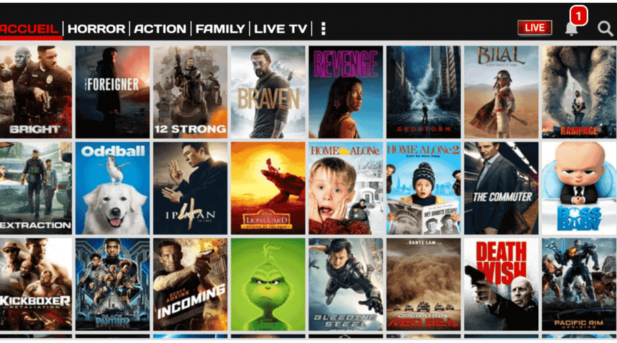 S-Movies Watch Free Unlimited Movies – Live TV IPTV APK + Activation CODE 1