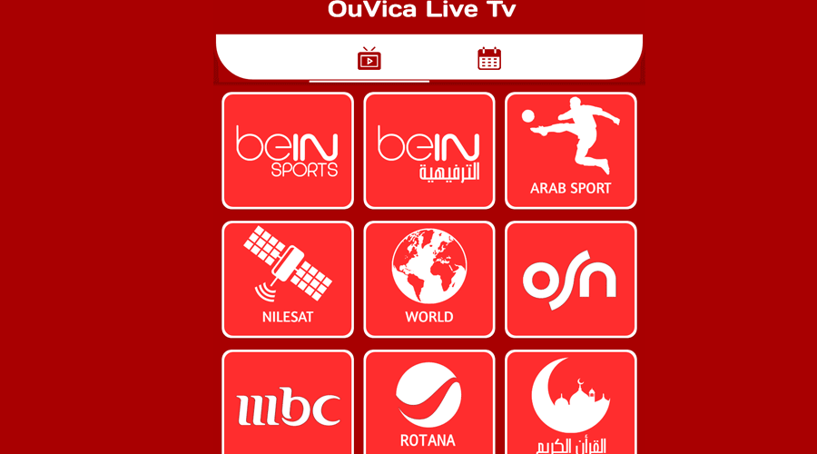 Ouvica TV New IPTV APK 1