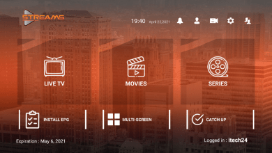Streams Pro Premium IPTV APK With Activation Login code 15
