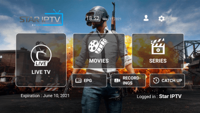 Star IPTV TV New IPTV APK 21
