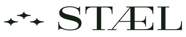 Logo Klein Donkergroen STAEL
